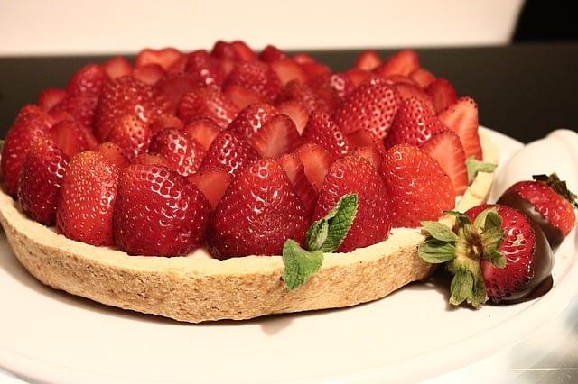 Vynikající recepty na Jahodový dort