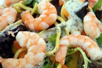 Jak připravit Mořské plody s tatarskou omáčkou, recept