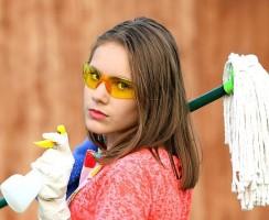 Jak vyčistit skvrny od jahod, borůvek a trávy?