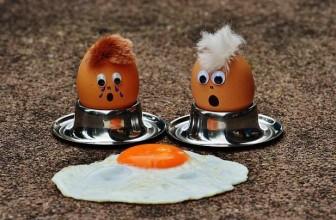 Jsou vejce zdravá nebo nezdravá?