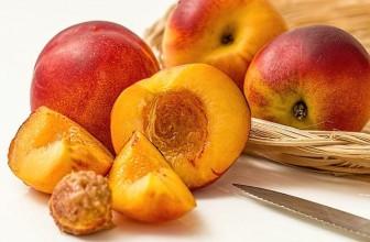 Ovocná broskev dezert, příprava, recept