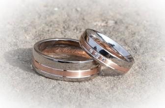Jak vybrat správnou velikost prstenu + tabulka velikostí